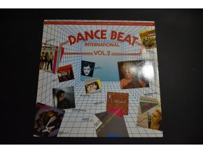VARIOUS - Dance Beat International '83 Vol.2 / 1983