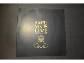 SIMPLE MINDS - Live In The City Of Light / 1987