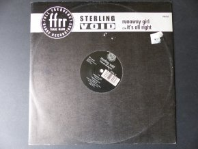 STERLING VOID - Runaway Girl c/w It's All Right / 1988