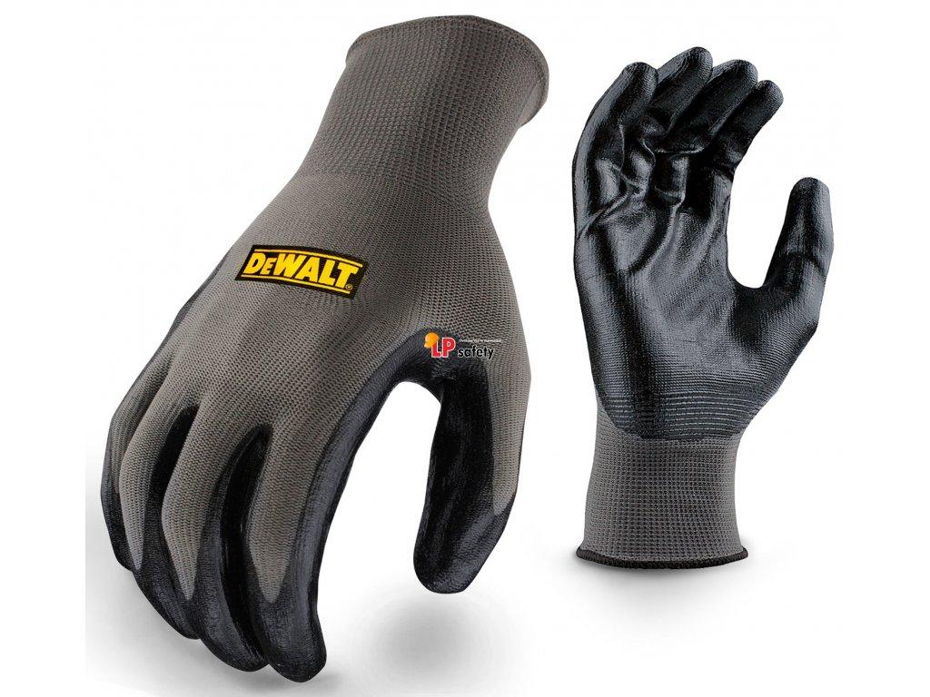 Pracovné rukavice DeWALT DPG66
