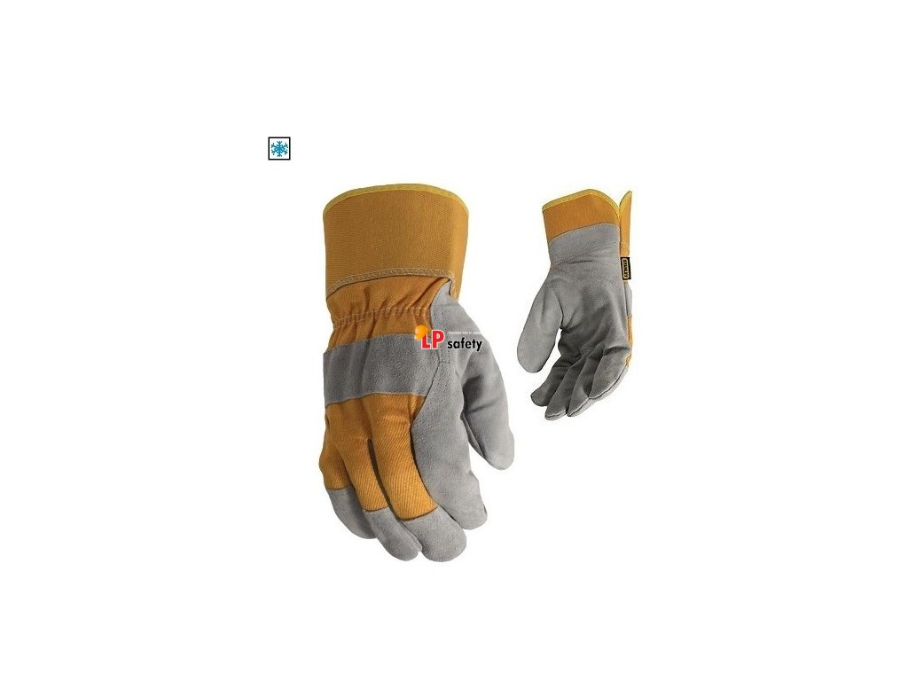Pracovné rukavice zimné STANLEY SY780