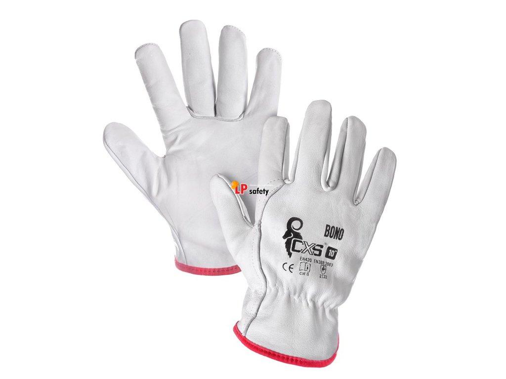 CXS BONO celokožené rukavice