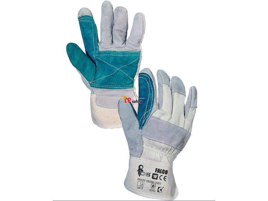 CXS FALCO kombinované rukavice
