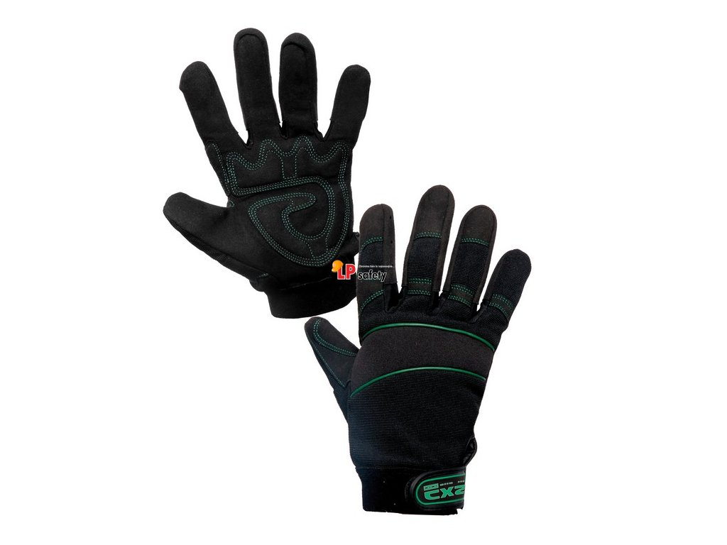 CXS GE-KON kombinované rukavice