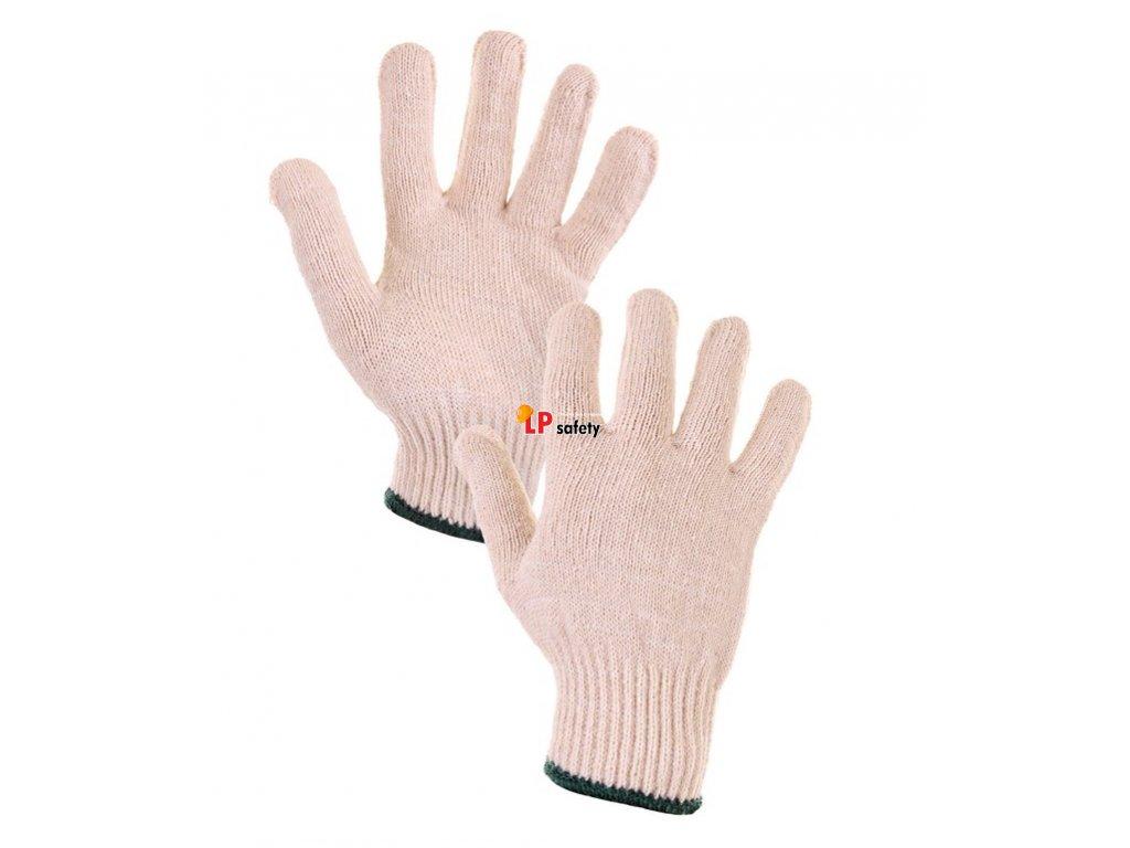 CXS FLASH textilné rukavice
