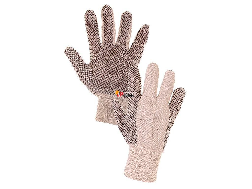 CXS GABO textilné rukavice