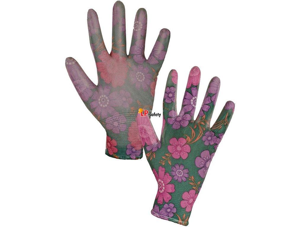 CXS LEIVA dámske polomáčané rukavice