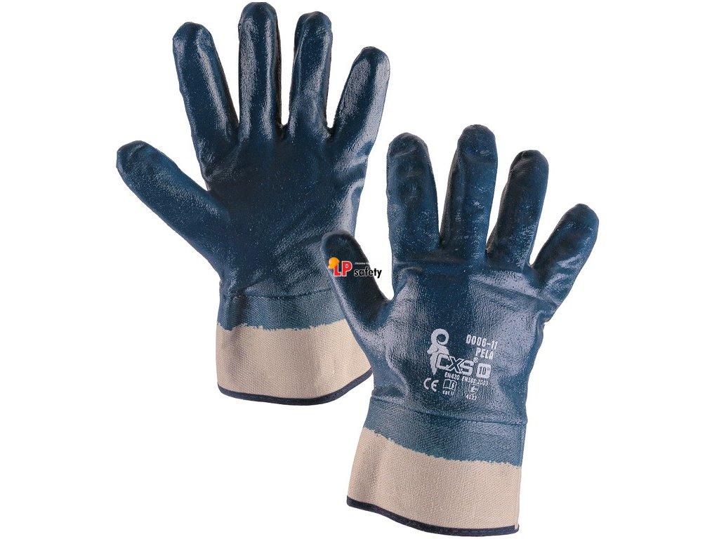 CXS PELA máčané rukavice