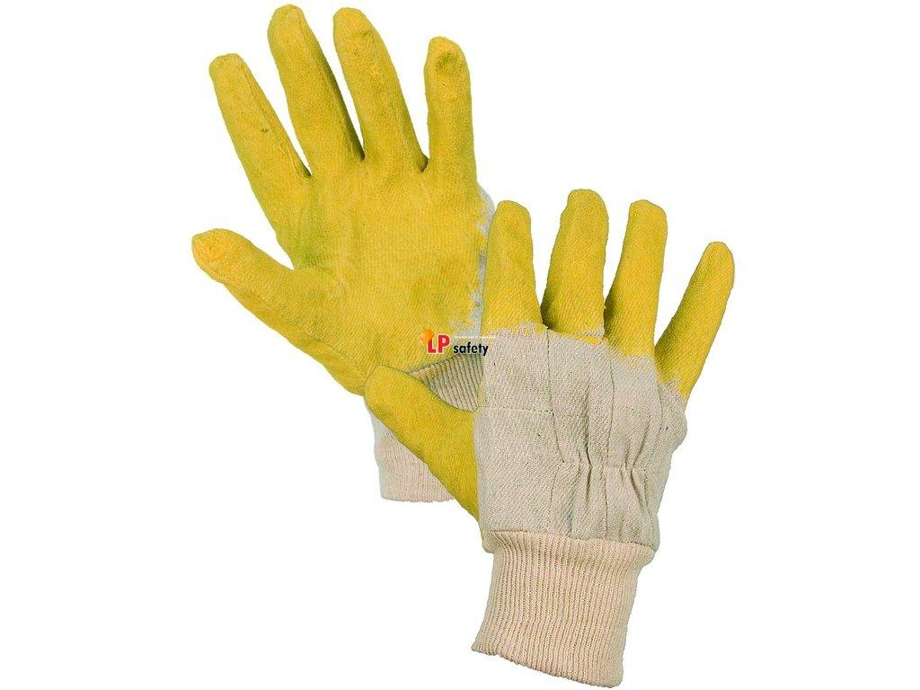 CXS DETA polomáčané rukavice