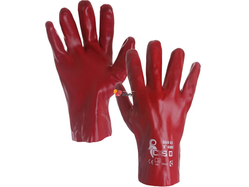 CXS KADO celomáčané rukavice
