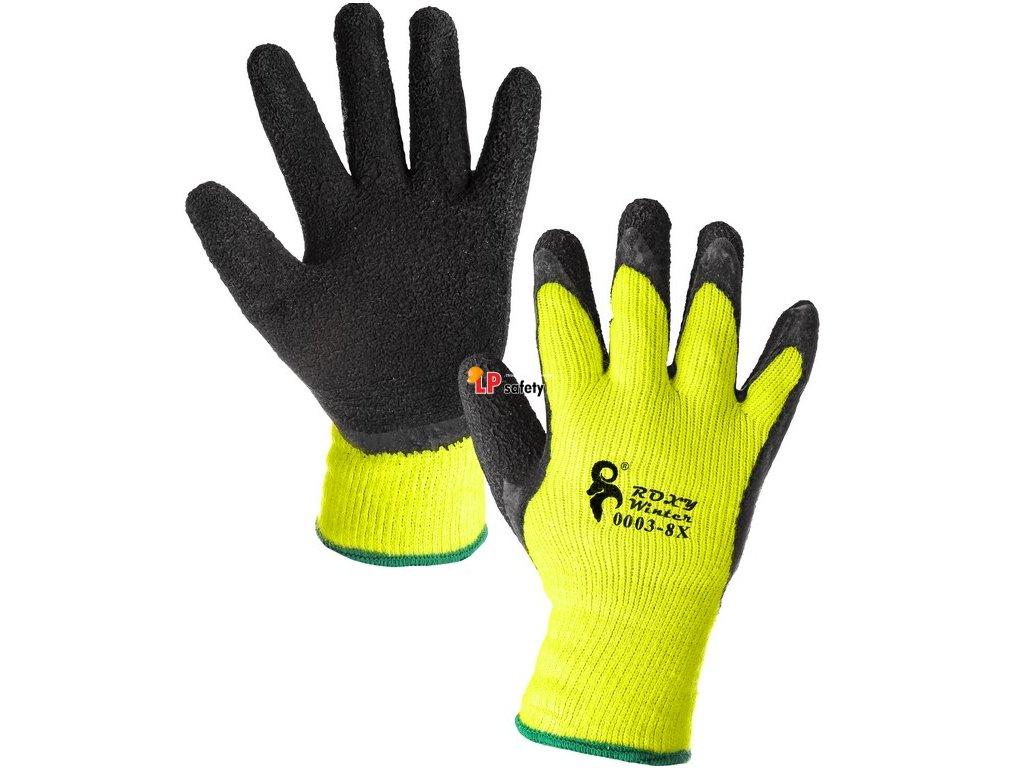 CXS ROXY WINTER polomáčané zimné rukavice