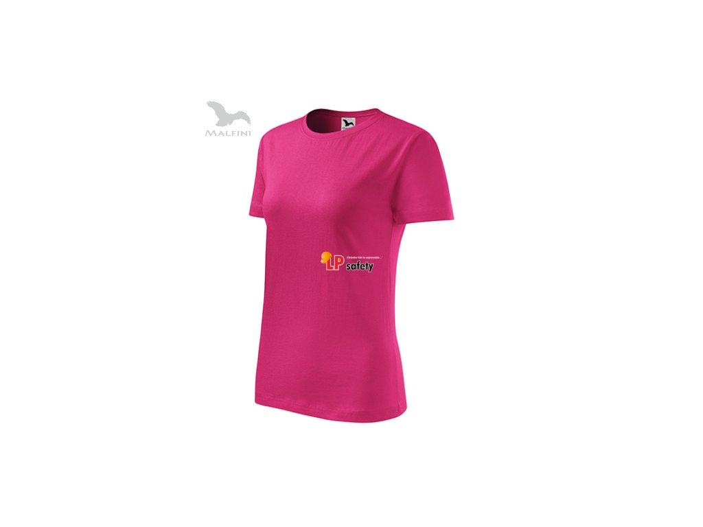 CLASSIC NEW 133 dámske tričko