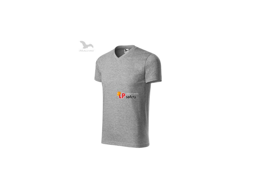 HEAVY V-NECK 111 tričko unisex