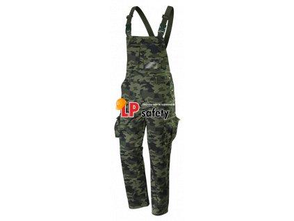 Nohavice s náprsenkou CAMO 81-241 NEO