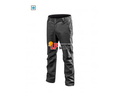Nohavice softshellové zimné WARM 81-566 NEO