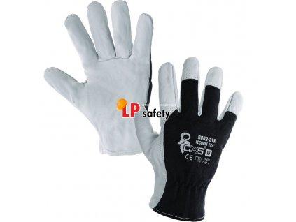 CXS TECHNIK ECO kombinované rukavice