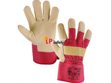 CXS BUDY kombinované rukavice