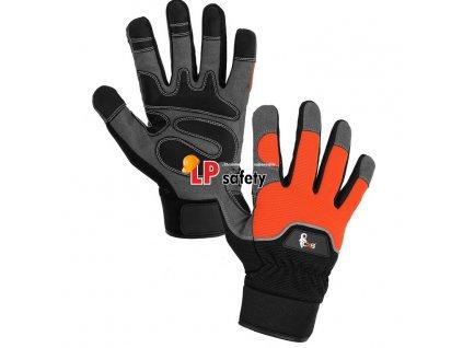 CXS PUNO kombinované rukavice