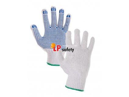 CXS FALO textilné rukavice