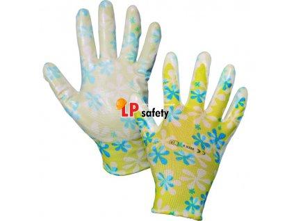 CXS FIDO dámske polomáčané rukavice