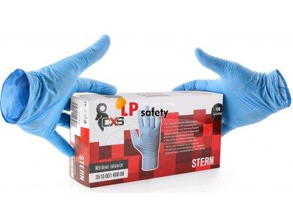 CXS STERN jednorázové rukavice