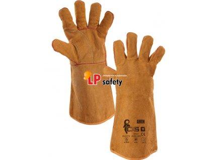 CXS AMON zváračské rukavice