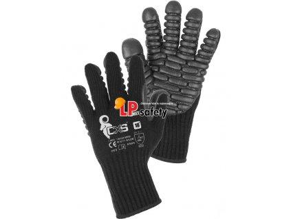 CXS AMET antivibračné rukavice