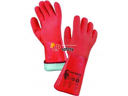CXS ZARO WINTER celomáčané zimné rukavice