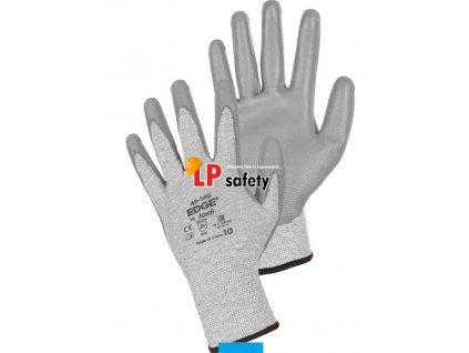 EDGE 48-140 polomáčané rukavice