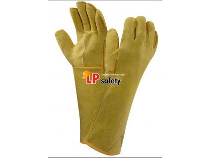 ANSELL WORKGUARD 43-216 celokožené rukavice