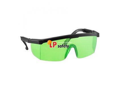 okulary laserowe 2 nivel system