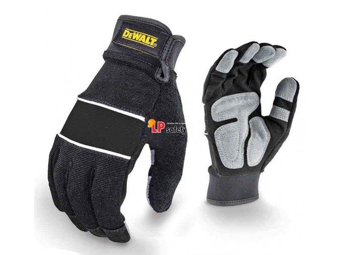 Pracovné+rukavice+Dewalt+SecureFit™+Performance+DPG215L+EU,+velikost+rukavic +L