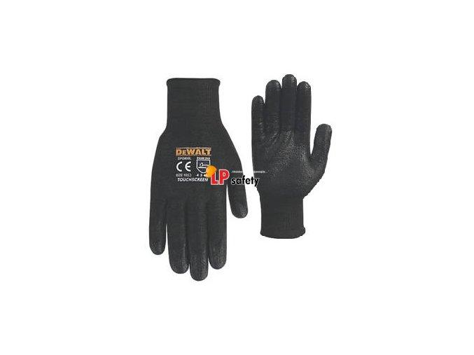 Pracovné rukavice DeWALT DPG800
