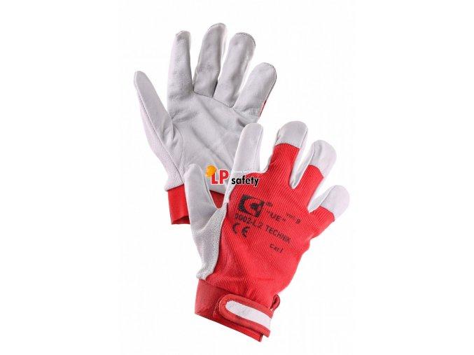 Pracovné rukavice CXS TECHNIK