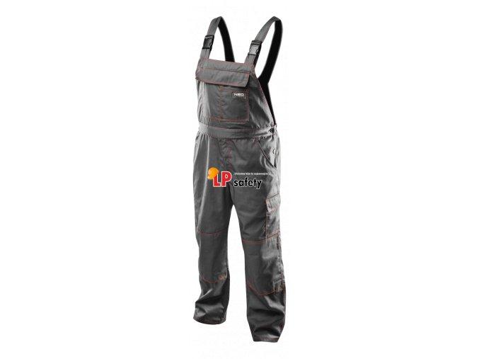 Nohavice s náprsenkou BASIC 81-430 NEO