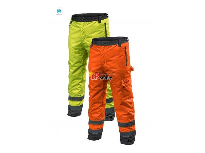 Nohavice reflexné zimné VISIBILITY 81-760, 81-761 NEO