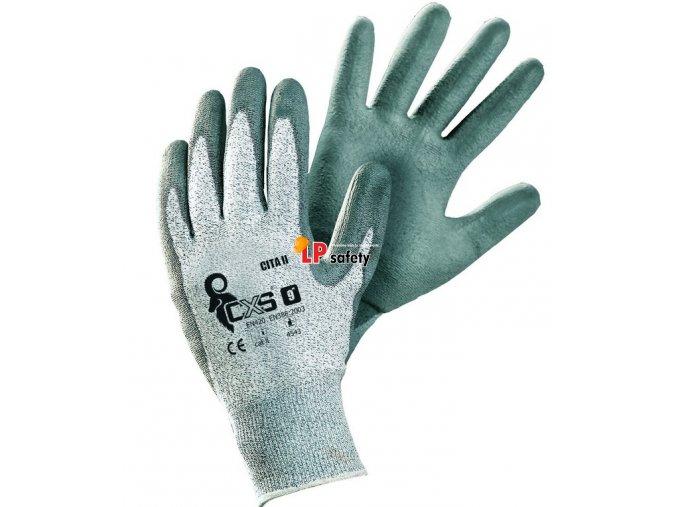 CXS CETA II protiporezové rukavice