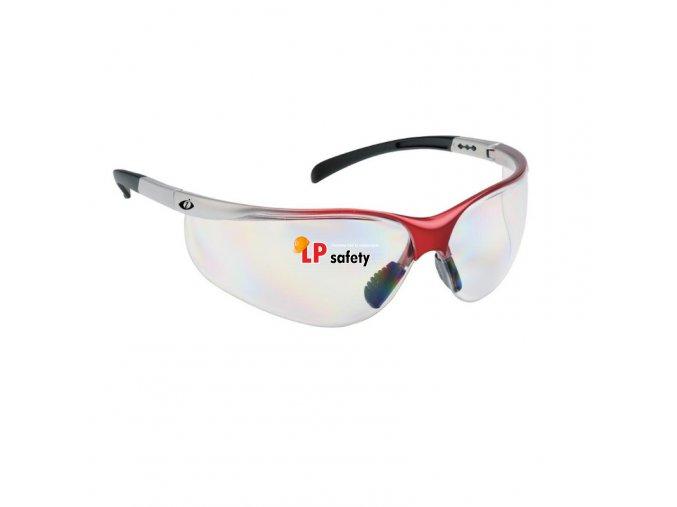 Ochranné okuliare Rozelle číre