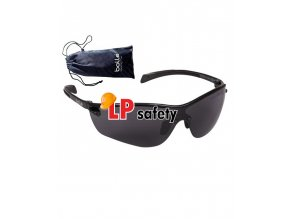 bolle ochranne okuliare .b2silium .b2 smoke cierne 4290