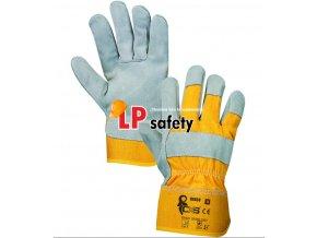 CXS DINGO kombinované rukavice