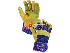 CXS ZORO kombinované rukavice