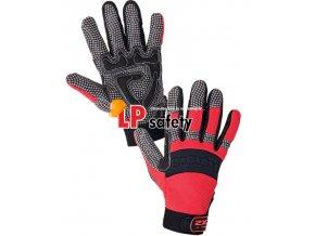 CXS SHARK kombinované rukavice