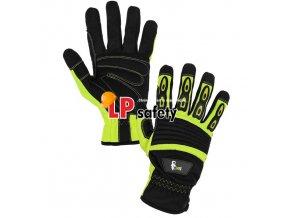 CXS YEMA kombinované rukavice