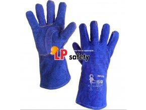 CXS PATON BLUE zváračské rukavice