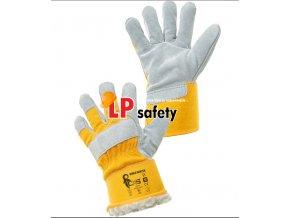 CXS DINGO WINTER kombinované zimné rukavice