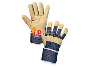 CXS ZORO WINTER kombinované zimné rukavice