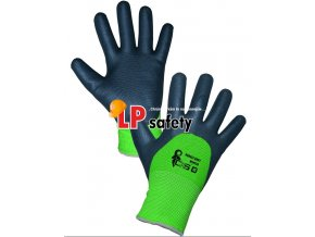 CXS ROXY DOUBLE WINTER polomáčané zimné rukavice