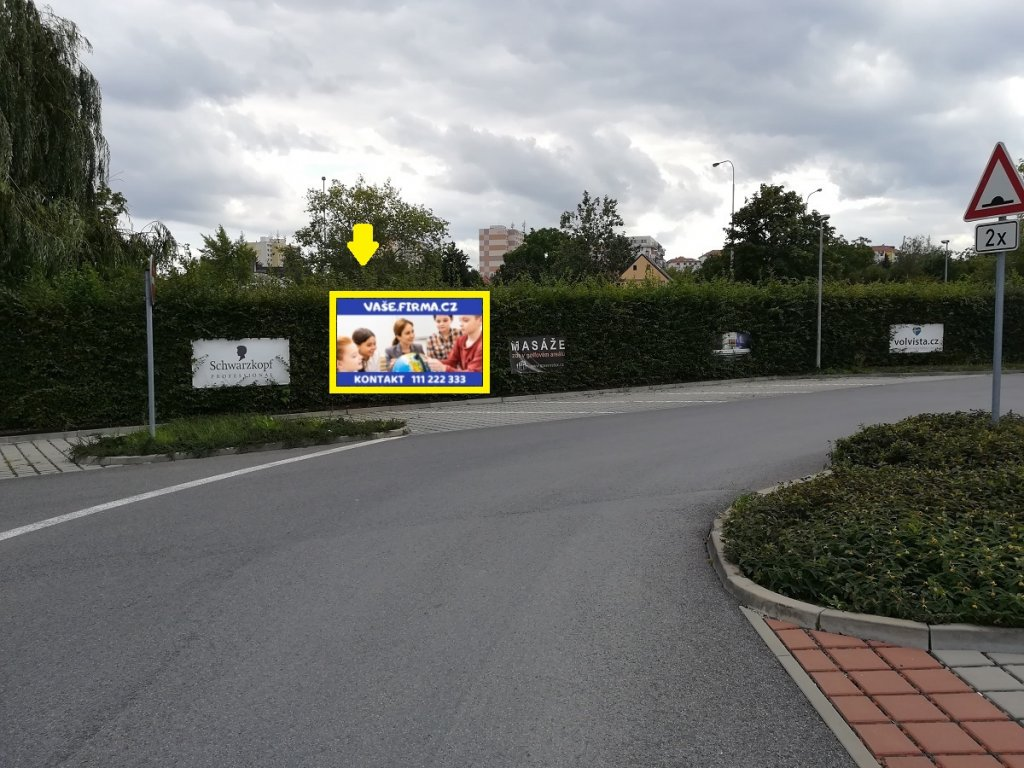 Banner Golf Club Vašefirma.cz ram a sipka