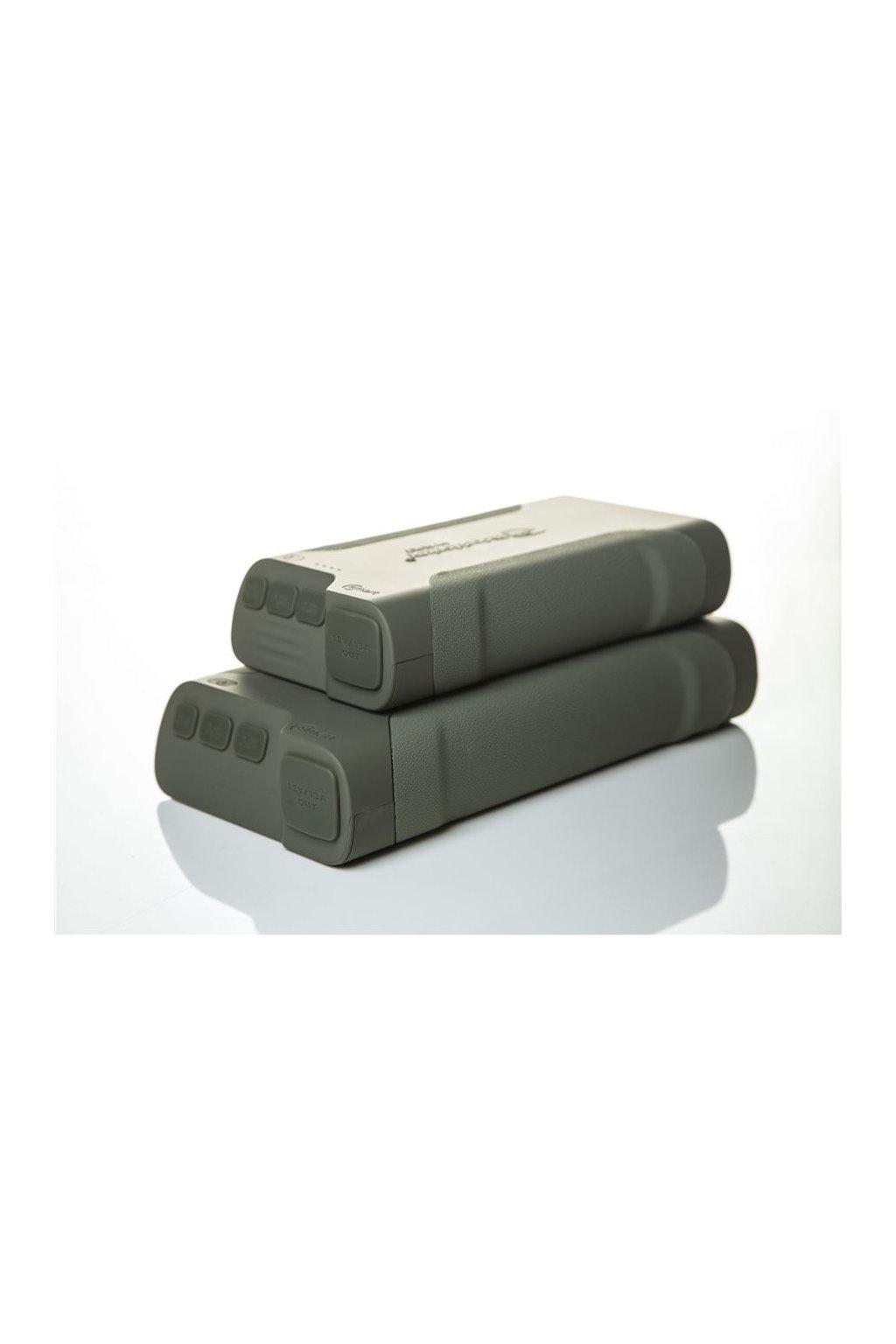 RidgeMonkey: Powerbanka Vault C-Smart 42150mAh Zelená