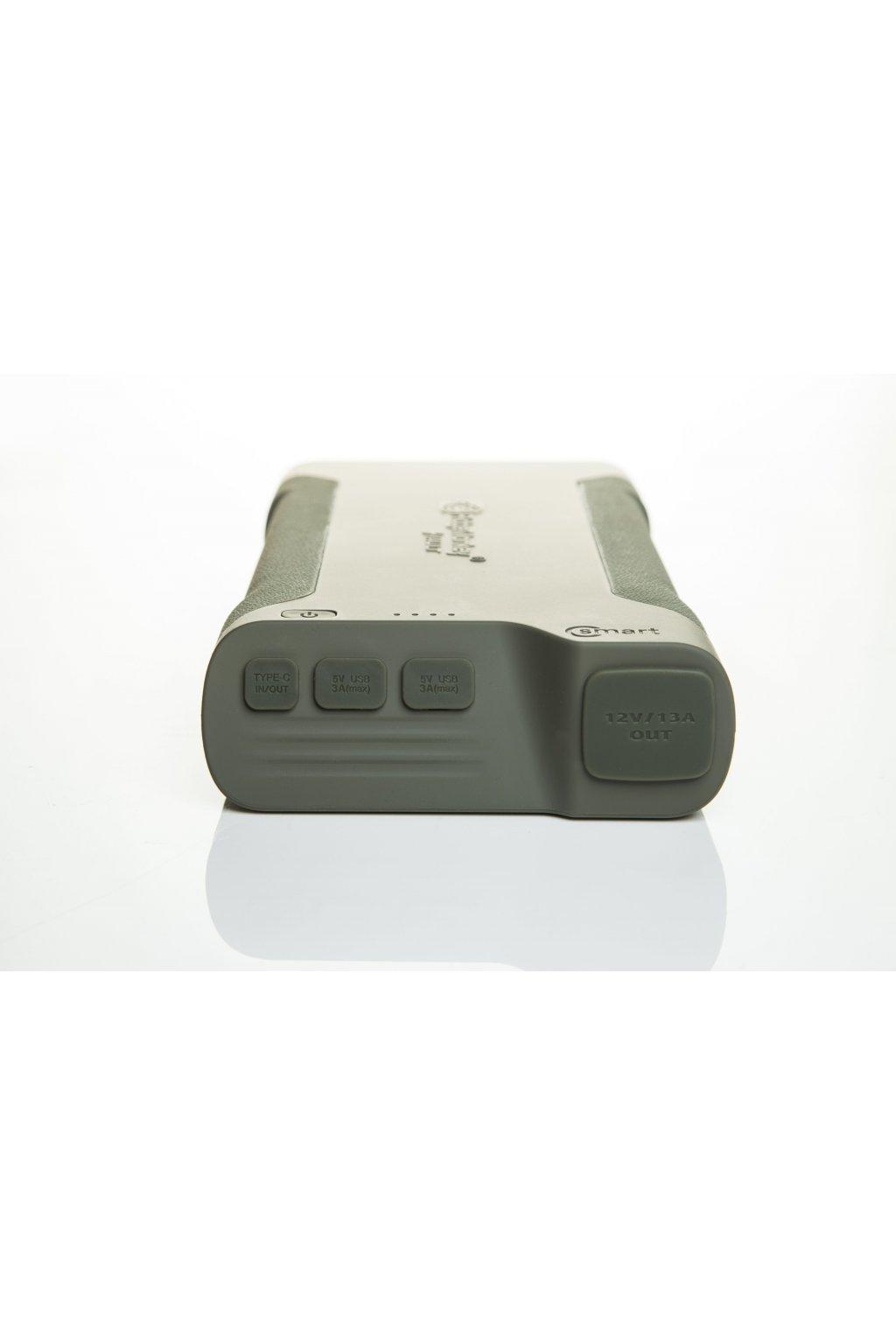 RidgeMonkey: Powerbanka Vault C-Smart 77850mAh Zelená